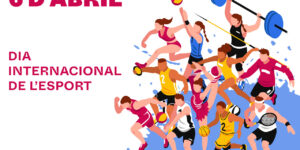 La Fundació Esportiva Municipal celebra el Dia Internacional de l'Esport
