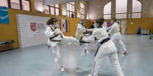 València compta amb el primer club LGTBI+ de Taekwondo federat d'Espanya