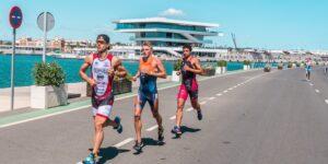 El Campeonato de Europa de Triatlón València 2021 ha abierto su inscripción para las distancias estándar y sprint
