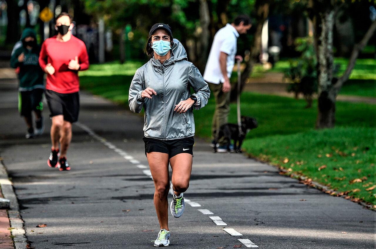 Sanidad publica nuevas medidas Covid relativas a la actividad física y el deporte