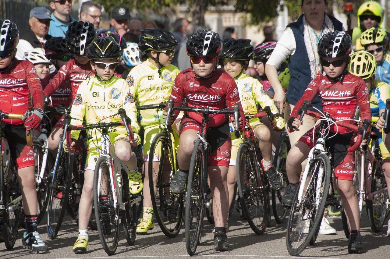XIV Trofeu Fundació Esportiva Municipal de València Escoles de Ciclisme