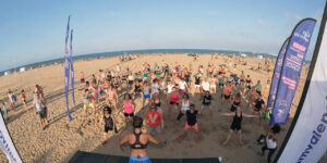 Aquest estiu… Fes Esport Amb Nosaltres a la Platja! (i gratis)