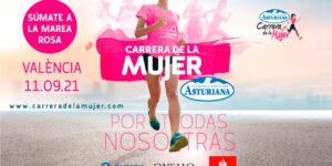 Obertes les inscripcions per a la Carrera de la Mujer Central Lechera Asturiana de València