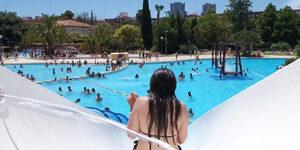 Ven a refrescarte a las piscinas de verano