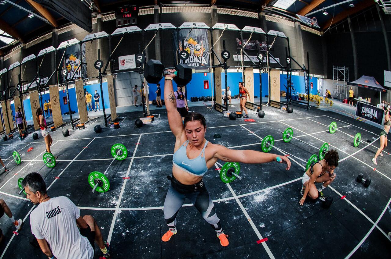 Más de 140 deportistas participan en la sexta edición de los Taronja Games