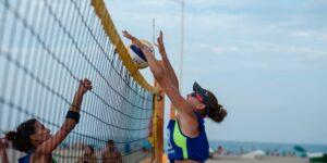 El Open La Malva de vóley playa celebra su 11ª edición en la Malvarrosa