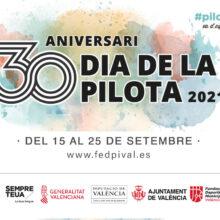 30 Aniversari Dia de la Pilota 2021