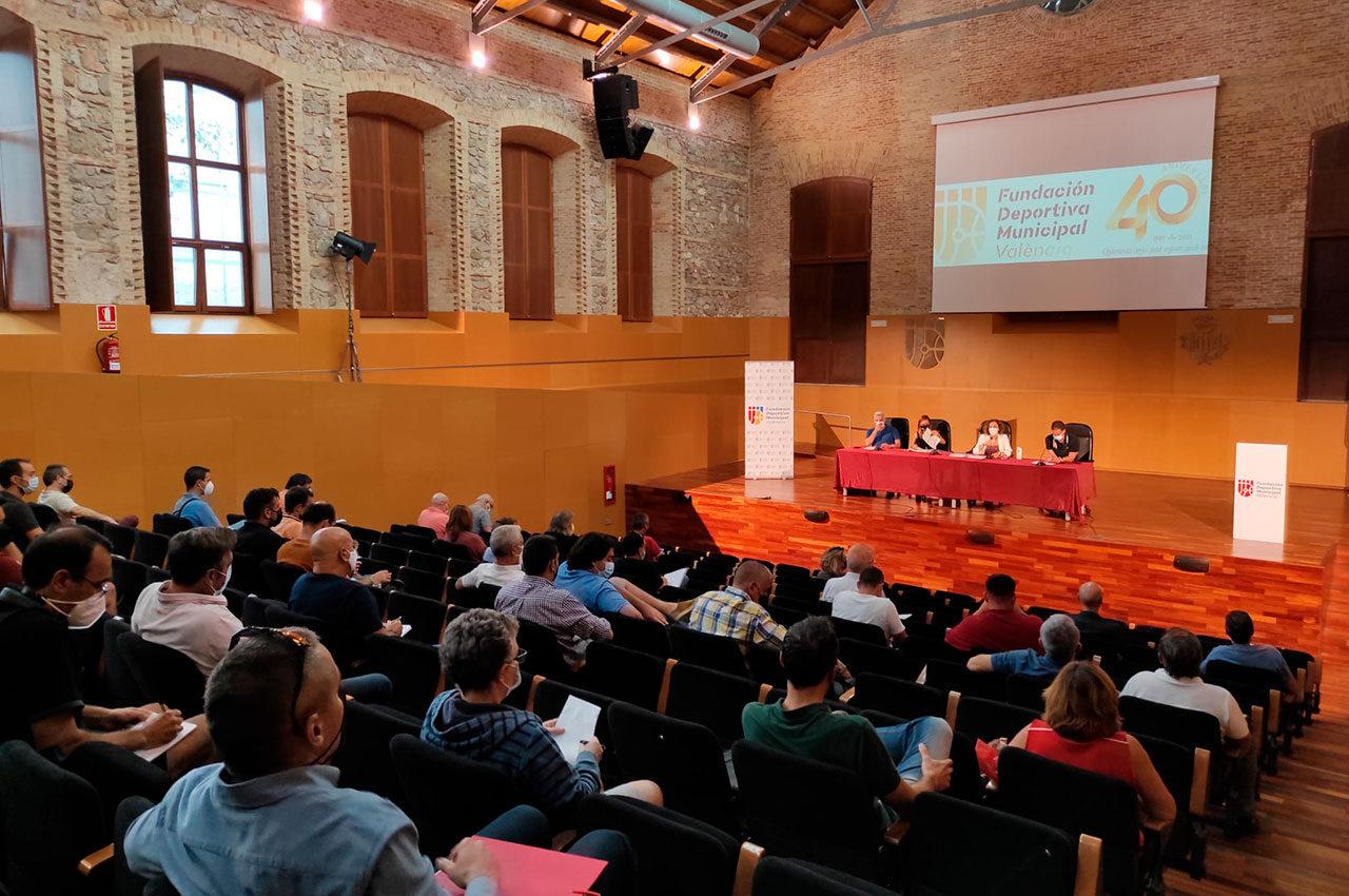 Els clubs i les federacions de València es beneficiaran d'una línia d'ajudes i subvencions d'1.430.000€