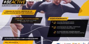 Tota la programació de la Setmana Europea de l'Esport a València
