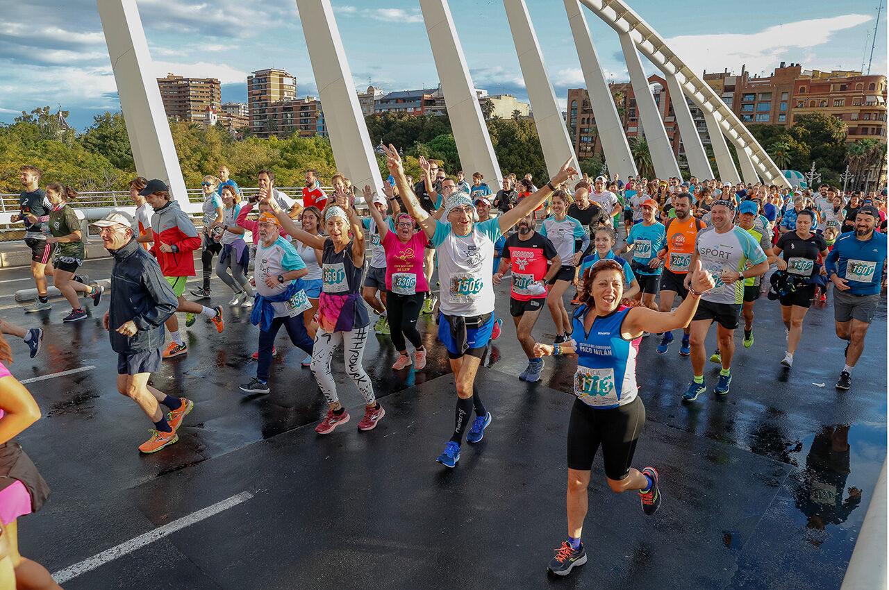 El 31 d'octubre València es mou contra el càncer