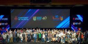 La Fundació Esportiva Municipal celebra el seu 40 aniversari envoltada de l'esport valencià