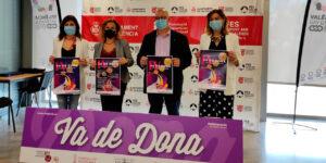 La pilota valenciana torna a celebrar el Dia de la Dona amb tallers i partides de categoria femenina